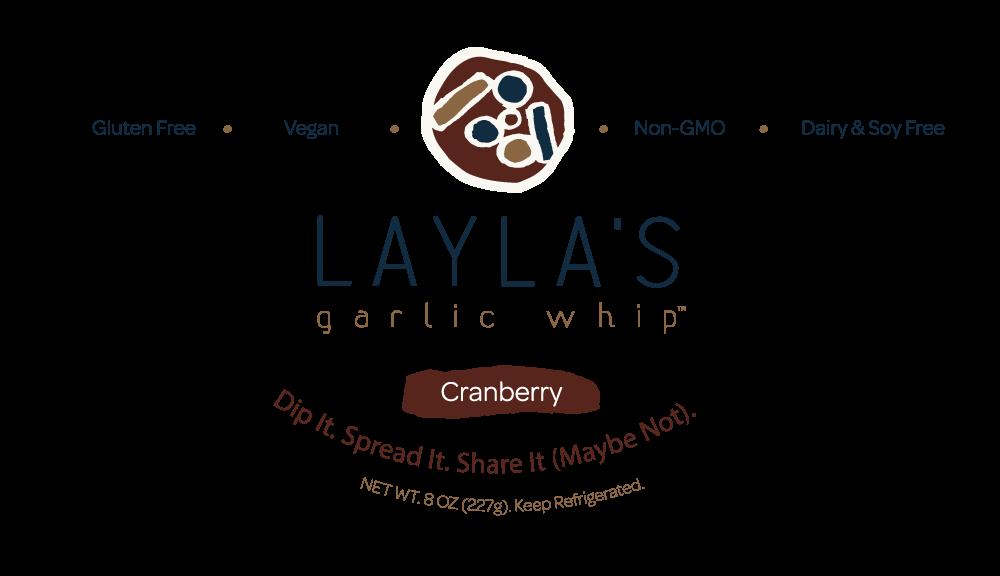 Cranberry-Garlic-Whip-Laylas-Food-Company