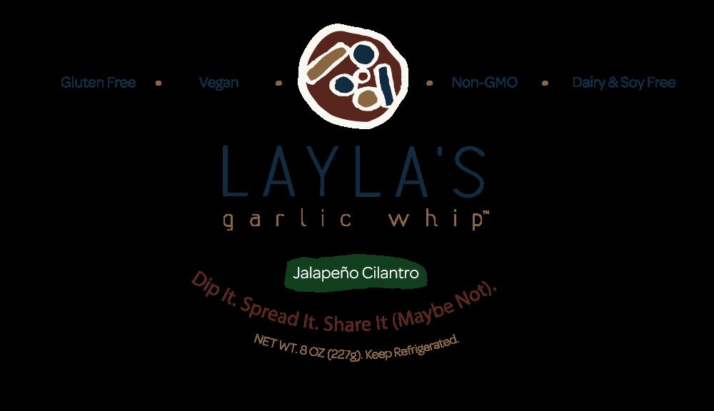 Jalepeno-Cilantro-Garlic-Whip-Laylas-Food-Company
