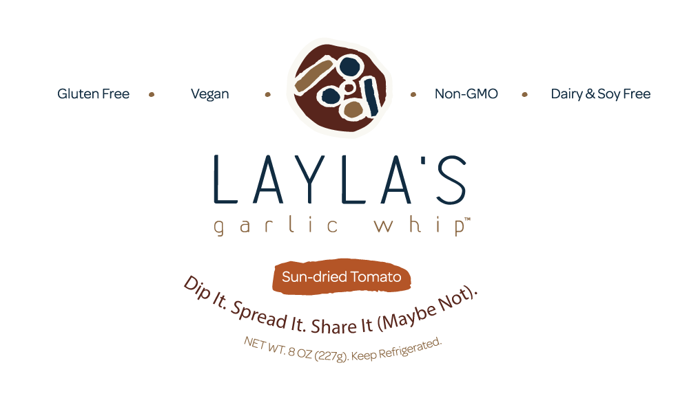 Sun-Dried-Tomato-Garlic-Whip-Laylas-Food-Company